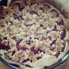 Gesunder Zwetschgenkuchen ohne Zucker