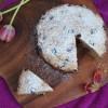 Blaubeer Vanille Kuchen