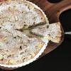Schneller Gesunder Versunkener Apfelkuchen