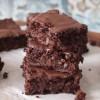 Gesunde Brownies ohne Mehl und Fett (vegan)