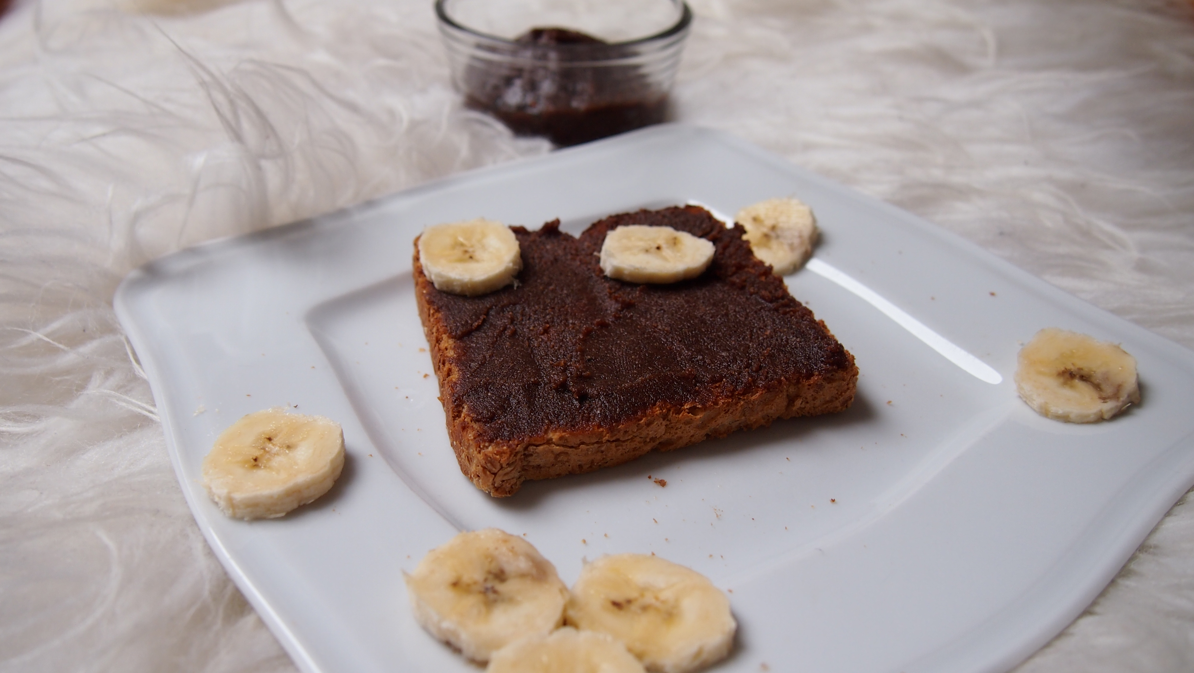 Selbstgemachte Nutella