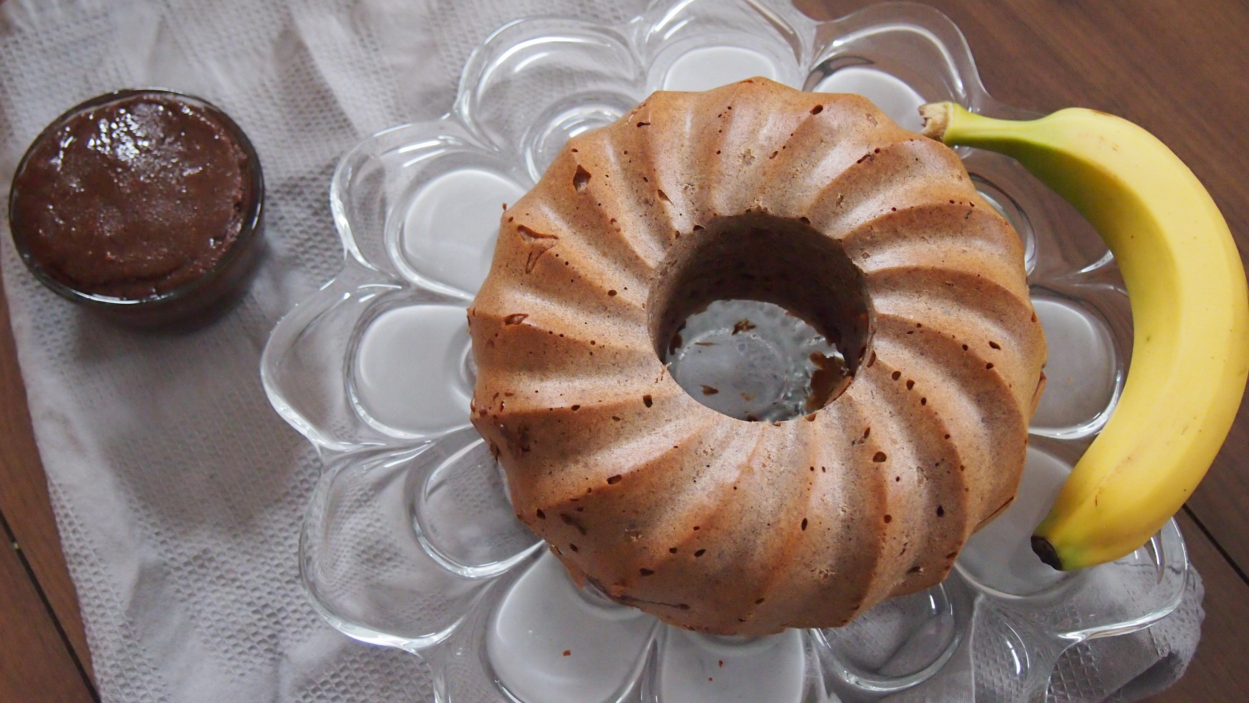 Nutella Bananen Kuchen