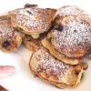 Blaubeer Bananen Pancakes