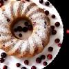 Mandel Cranberry Gugelhupf (vegan)