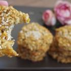 Gesunde Mango Kokos Cookies (vegan)