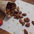 Gebrannte Mandeln ohne raffinierten Zucker