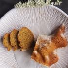 Osterhasen Kuchen ohne Zucker (vegan)