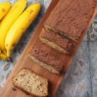 Bananenbrot mit Kokos (vegan)