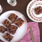 Zuckerfreier Streuselkuchen mit Beeren
