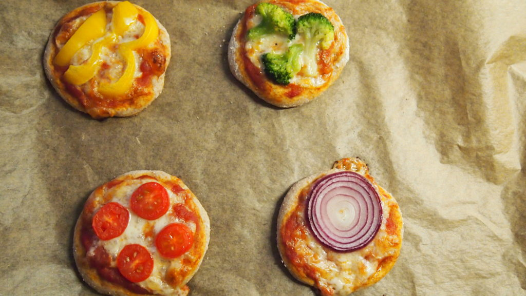 Snack Mini Pizzen