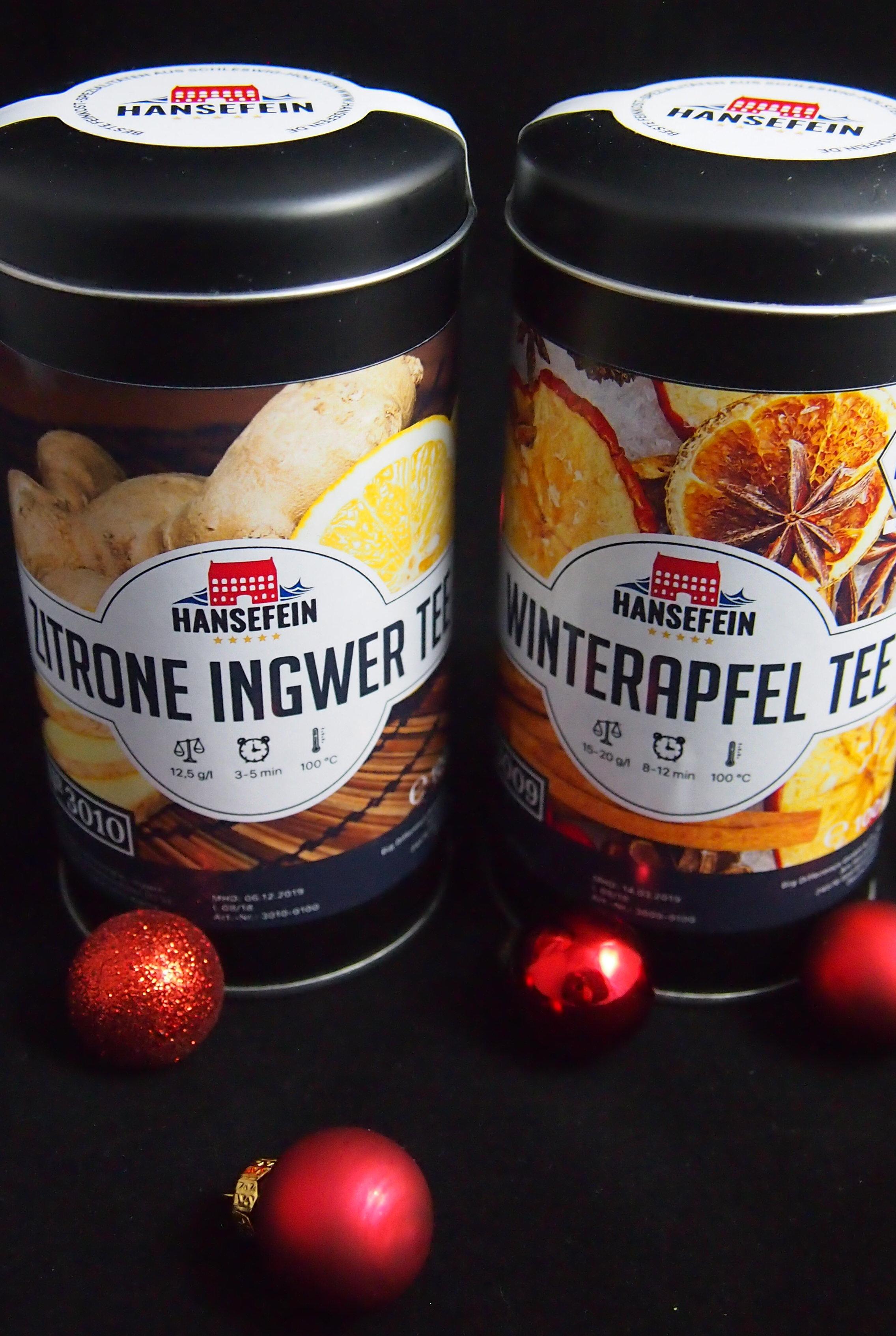 Gewinnspiel Preis weihnachtlicher Tee